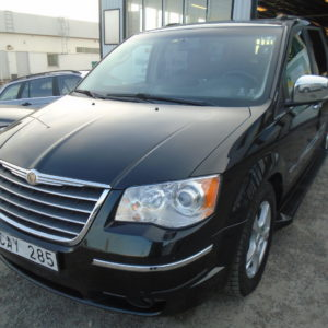 Chrysler Grand Voyager 3.8 Stow N Go 2008
