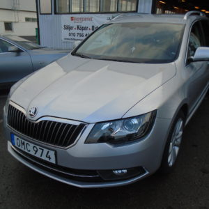 Skoda Superb Kombi 2.0 TDI 4×4 2014